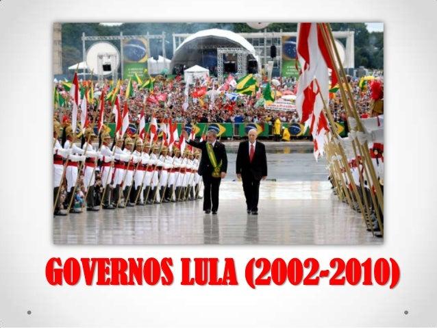 Governos Lula