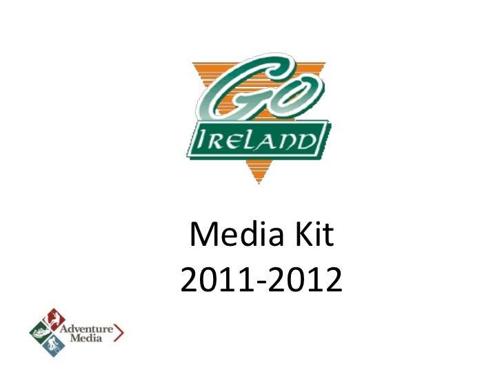 Media Kit2011-2012