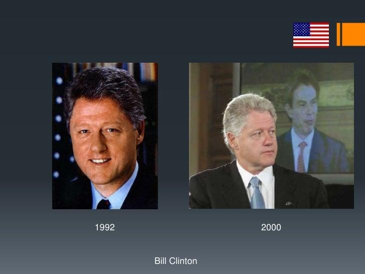 Clinton 2000 3 1992 2000 Bill Clinton