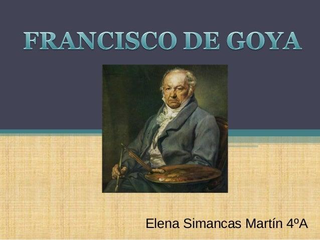 Elena Simancas Martín 4ºA