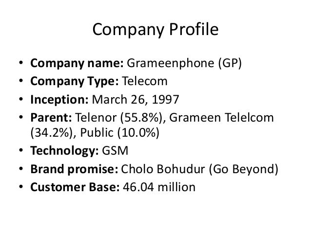 grameen phone distribution channel The main objective of this report is to analysis customer satisfaction analysis on distribution channel of nokia handsets, here focus on grameen.