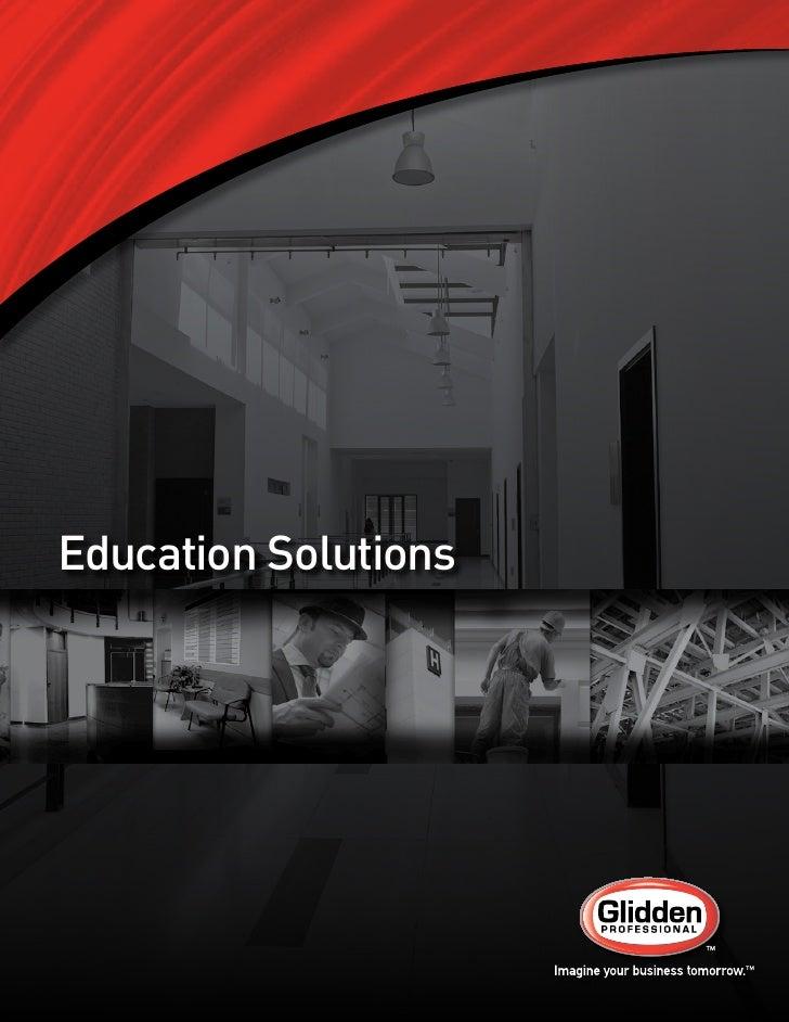 Glidden Professinoal Education Solutions