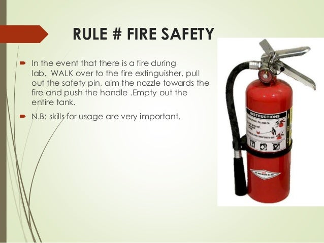fire safety essays