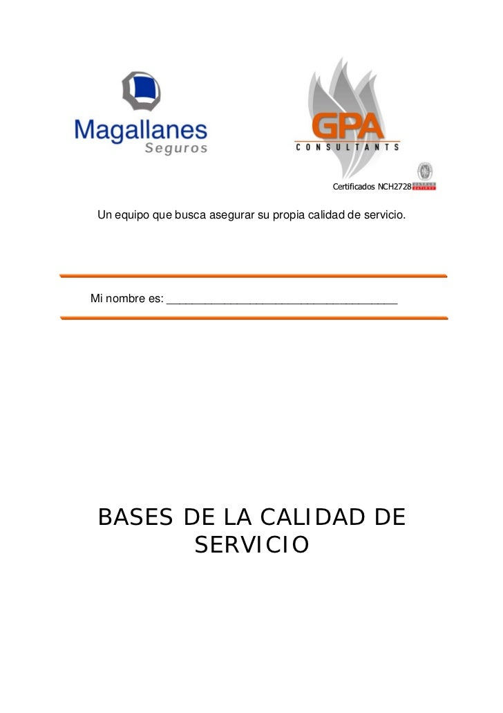 Gpa magallanes nivel 1