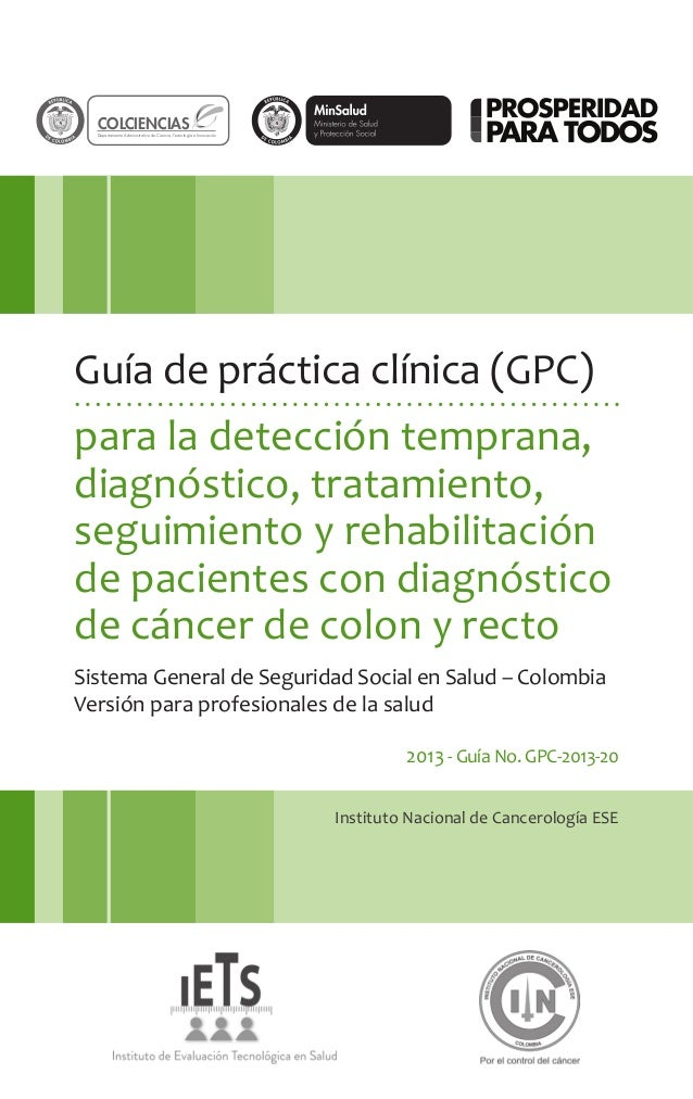 Gpc 20prof sal ca colon y recto