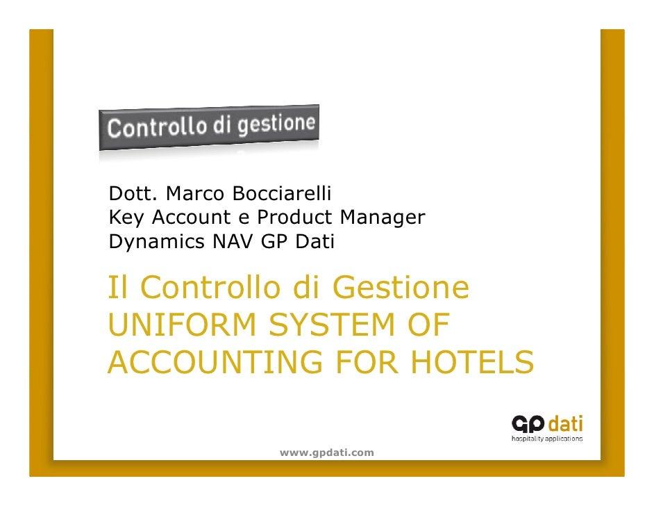 GP Dati - controllo di gestione - Palermo, giugno 2012