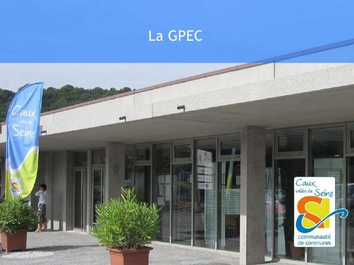 La GPEC<br />