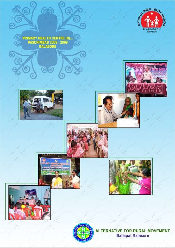 G:\Phc Annual Report Of Arm  2008 2009