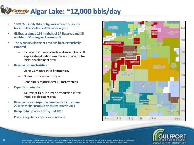 Athabasca Oil Sands Lease Map Acres of Oil Sands Leases