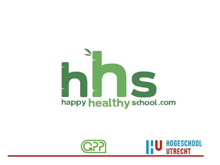 Duurzame Donderdag 20120510 - GPP HHS