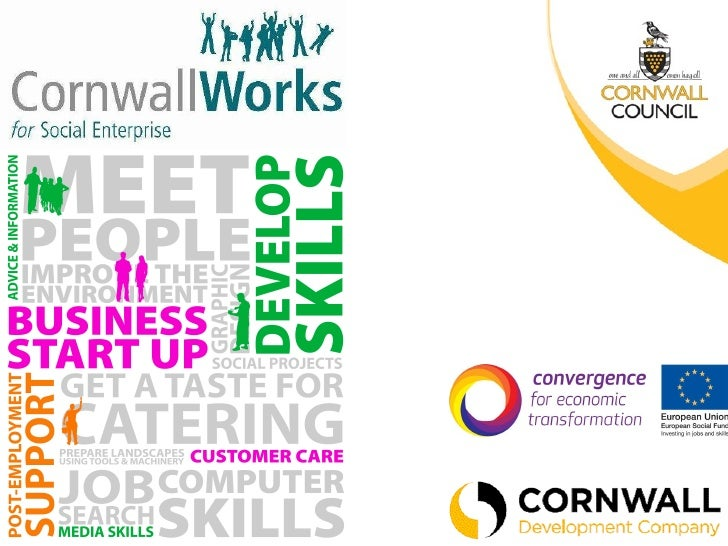 Cornwall Works for Social Enterprise - An Introduction