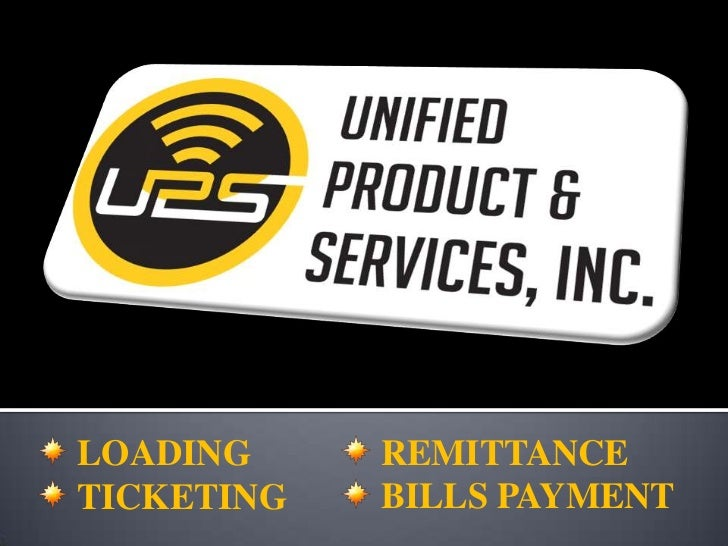 LOADING     REMITTANCETICKETING   BILLS PAYMENT