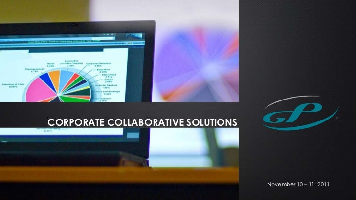 GP Sales Conference – Corporate Collaborative Solutions