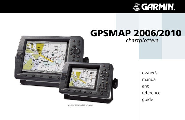 GPSMAP 2006/2010                                  chartplotters                                            owner's        ...