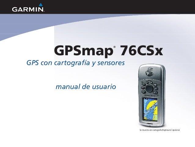 gp smap 76 csx