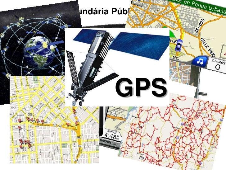 Trabalho sobre GPS