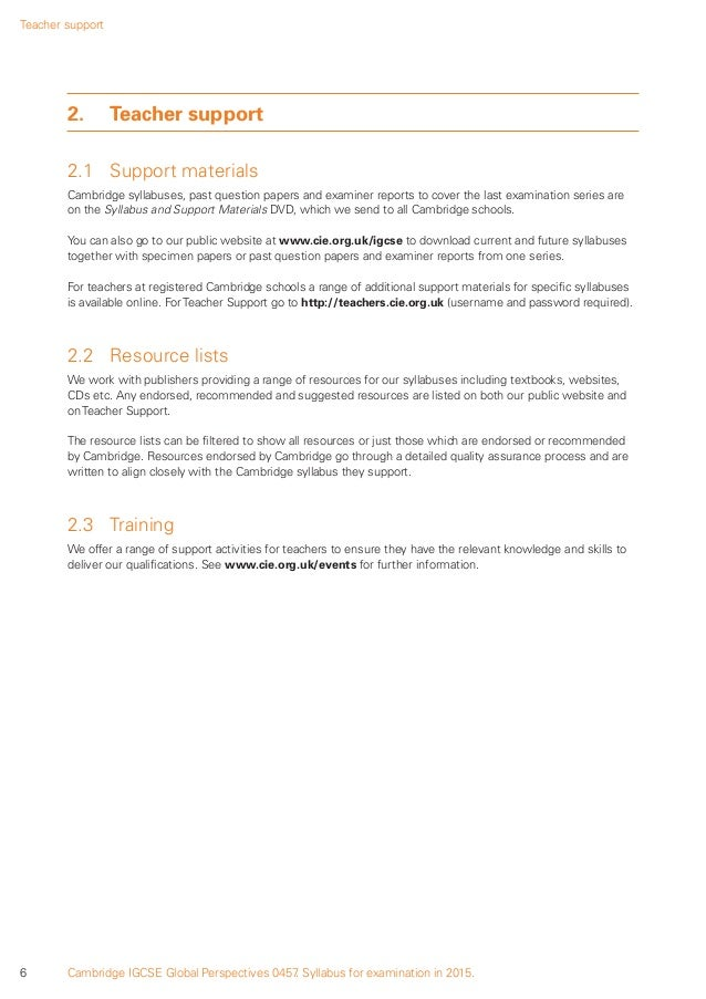 Guidance for Cambridge A-level GP Essay writing?