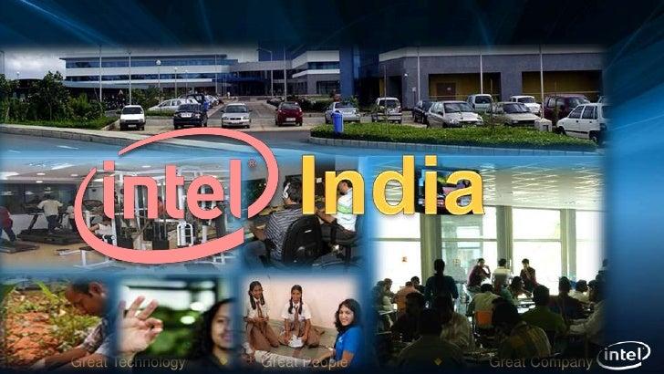 Intel- Hyderabad conference October 2011