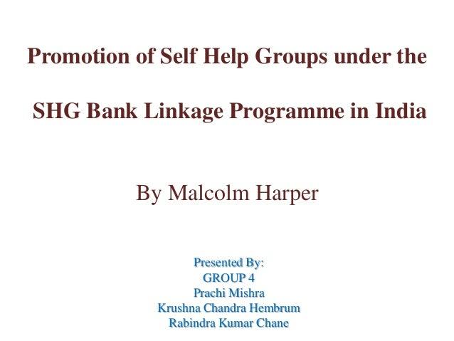 Gr 4 promotion of self help groups under the shg(1)