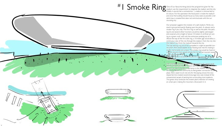 1 Smoke Ring#              One of our favourite things about the programme given for the               stadium was the req...