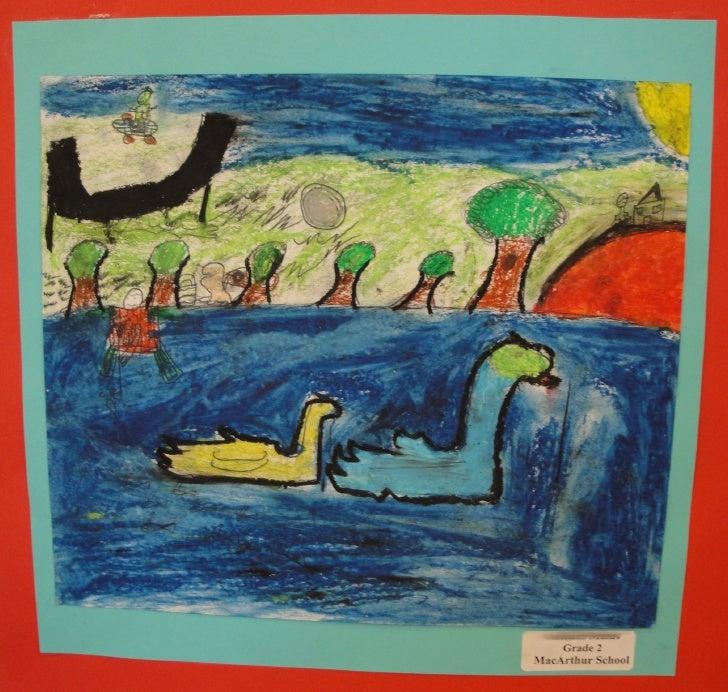 Gr2 student art