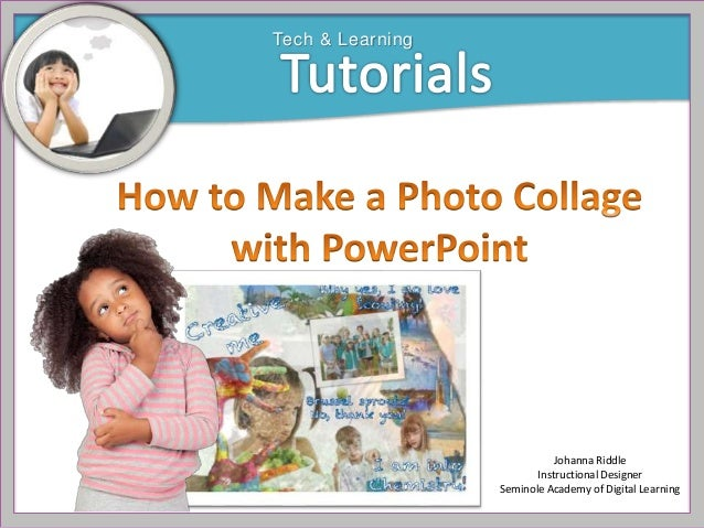 cool photo collage ideas ppt - How to Make a Collage with PowerPoint