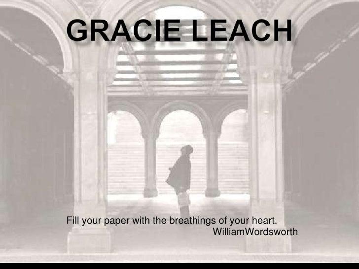 Gracie Leach