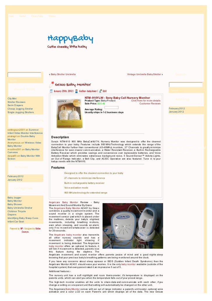 Graco Baby Monitor.pdf