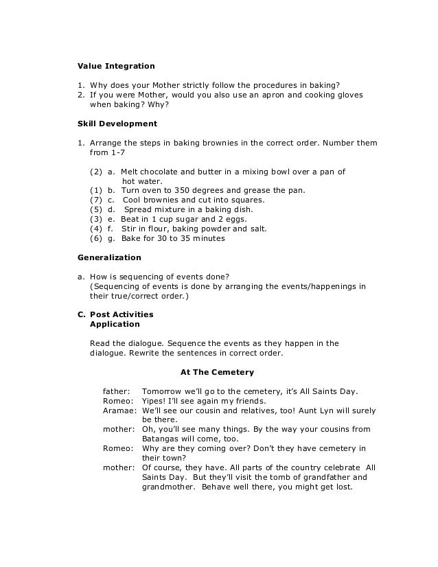 Worksheets Grade 4 Reading Selection grade 6 english reading major events ideas in a selection 4