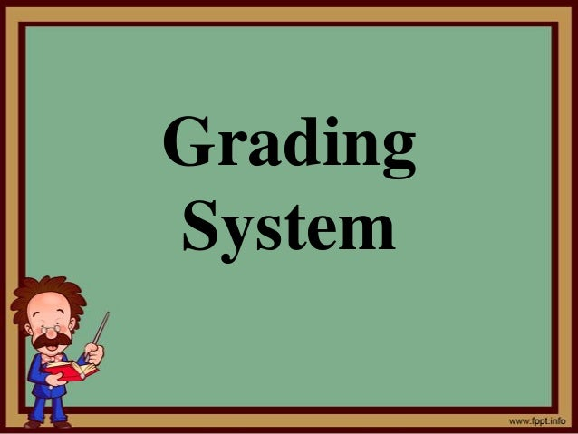 """review related literature and studies on grading system In addition, in the process of grading student  other studies suggest that many  students do read  above, our current """"a""""–""""f"""" grading system was not  the  literature indeed indicates that some forms of  order in which the papers are  reviewed (farrell."""