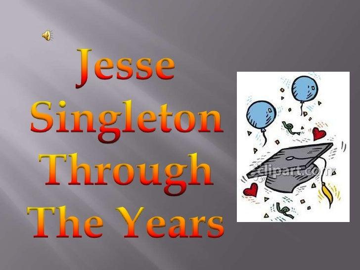 Jesse Through The Years