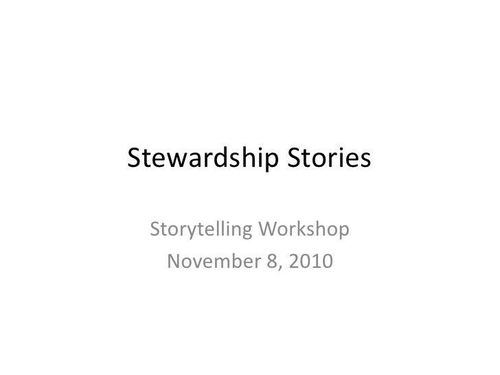Grad storytelling101