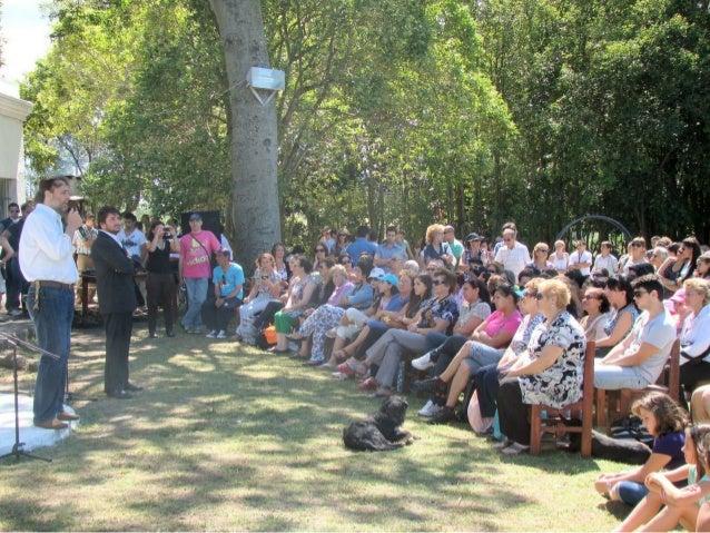 Graduacion fundacion manantiales uruguay 2012
