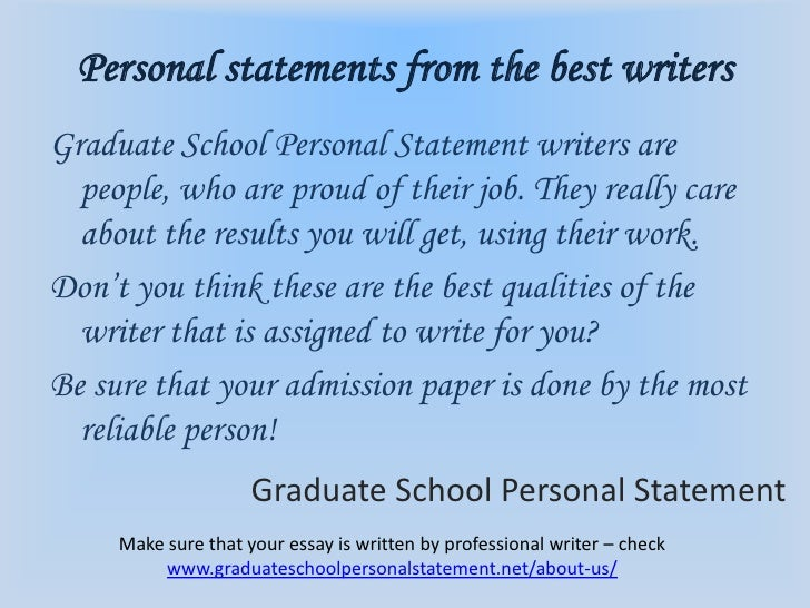 Best Essays Written