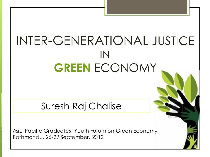 Graduate youth forum Green energy By Suresh Raj Chalise