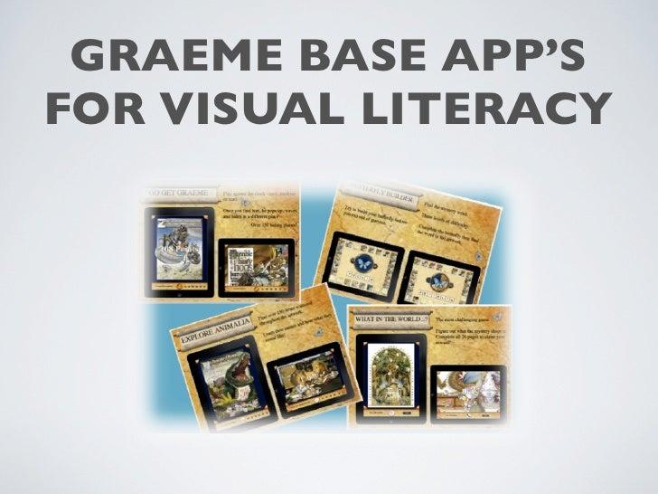 Graeme Base App's