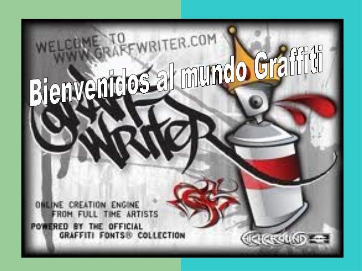 Significado y origen del graffiti