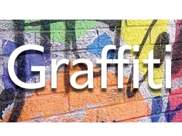 Is graffiti anti- or pro-social?
