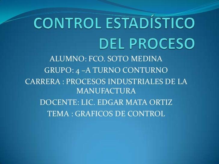Graficas de control 1