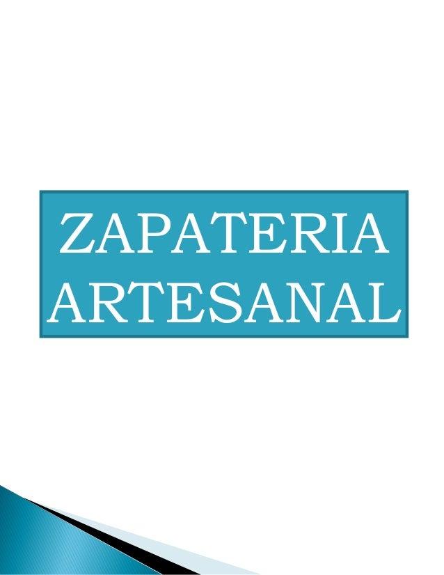 ZAPATERIAARTESANAL