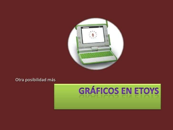 Graficos en etoys