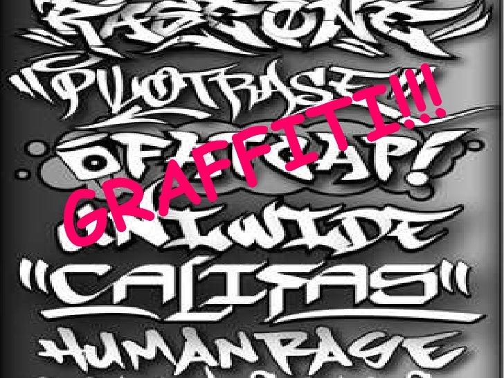 GRAFFITI!!!<br />