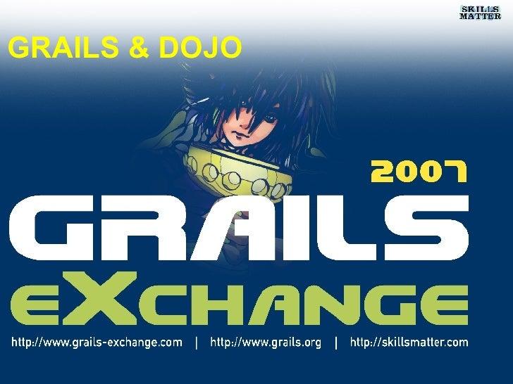 Grails and Dojo