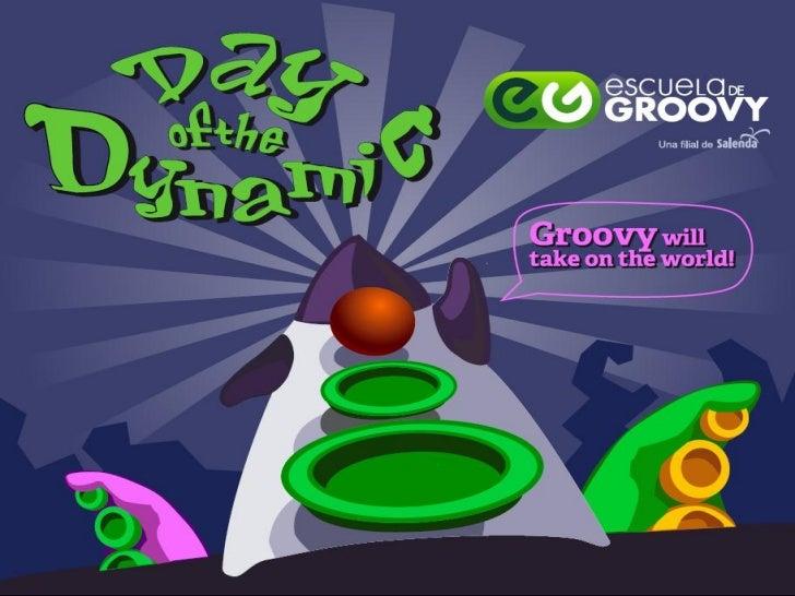 Greach 2011 - Novedades de Grails 2.0