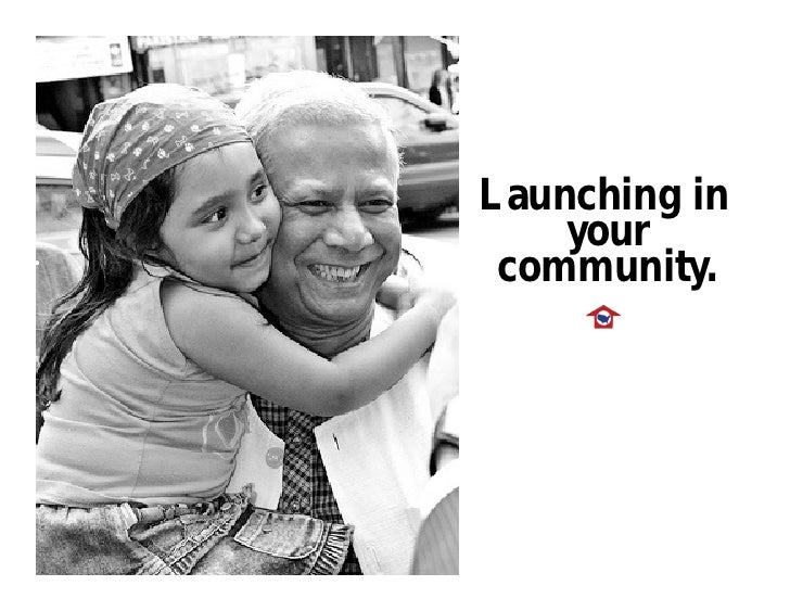 Launching in     your  community.