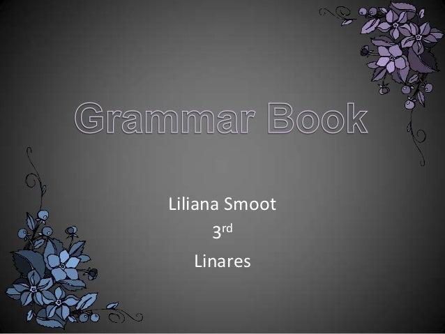 Liliana Smoot      3rd    Linares