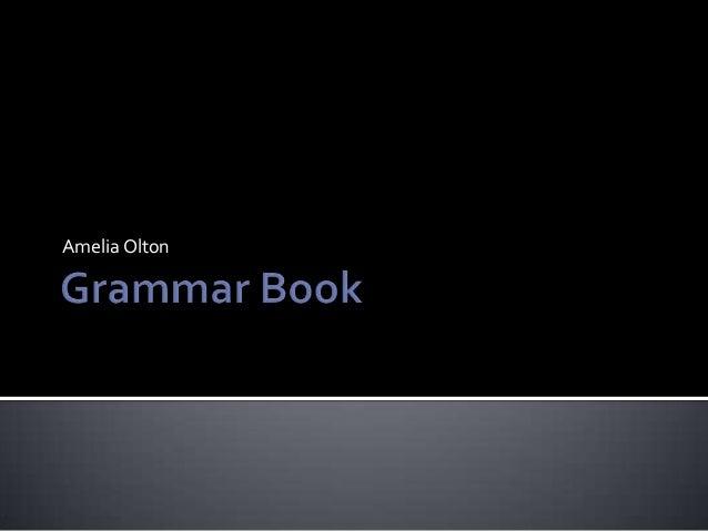 Grammar book 2
