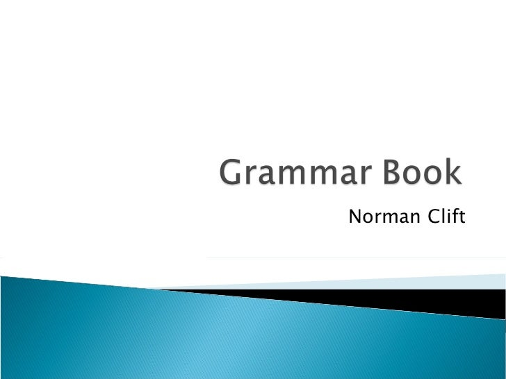 Norman Clift