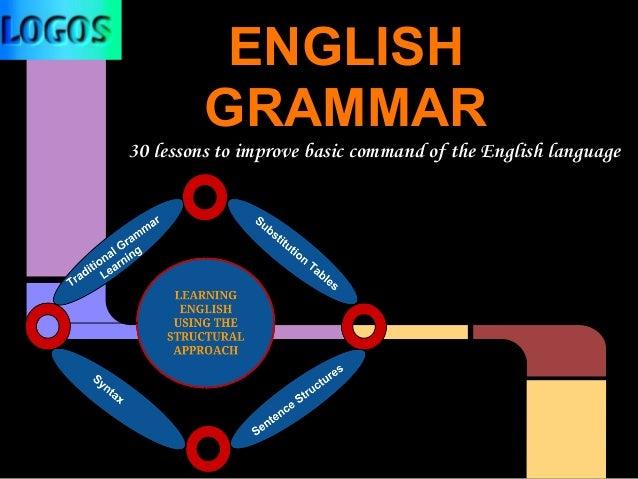 ENGLISH GRAMMAR 330 lessons to improve basic command of the English language