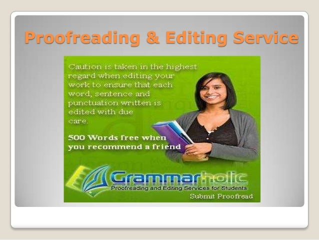 Dissertation proofreading service desk